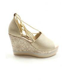 Sandale cu toc UNISA