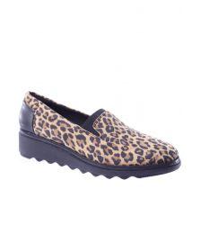 Pantofi casual&fara toc CLARKS