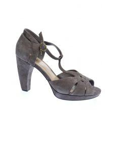 Sandale cu toc BELMONDO