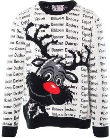 Pulover si impletituri BRITISH CHRISTMAS