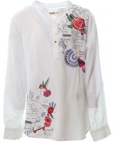 Bluza si tunica DESIGUAL