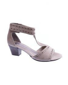 Sandale cu toc JANA