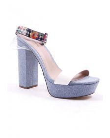 Sandale cu toc CALL IT SPRING