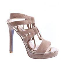 Sandale cu toc TRUSSARDI
